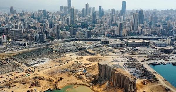 Grandeur et décadence de la ville de Beyrouth