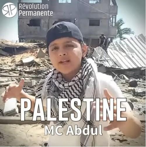 Palestine. MC Abdul, 12 ans, reprend Eminem depuis Gaza. « Je les laisserai pas occuper mon esprit »