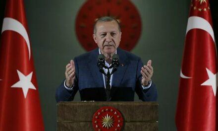 Le paradoxe Erdogan: le «sauveur» de la Palestine qui a besoin d'Israël