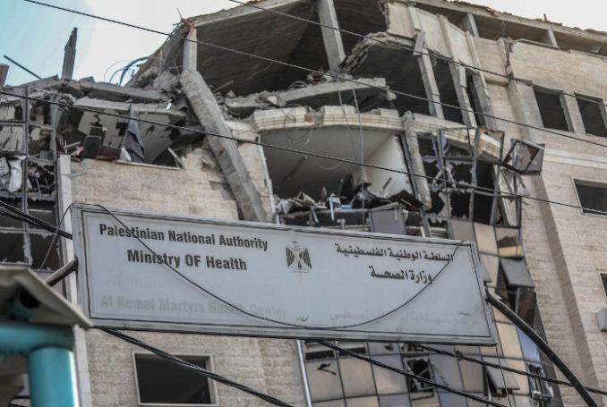 Les bombardements israéliens sur Gaza ont provoqué un nouveau désastre environnemental