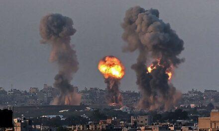 « Sans le soutien des États-Unis, Israël ne pourrait pas tuer les Palestiniens en masse »