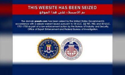 La justice américaine bloque le site d'information iranien Press TV, ainsi que deux autres médias