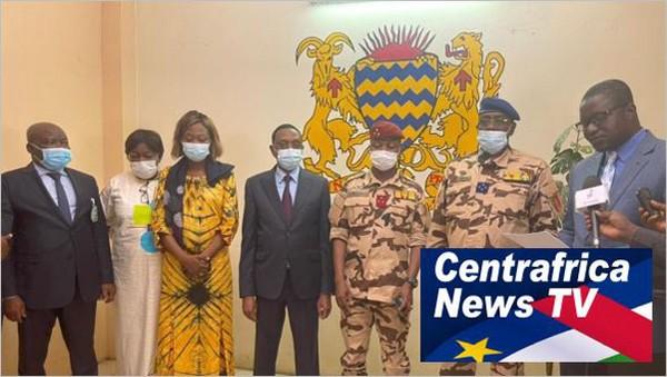Échec au complot francafricain : RCA-Tchad, l'alliance se fortifie !