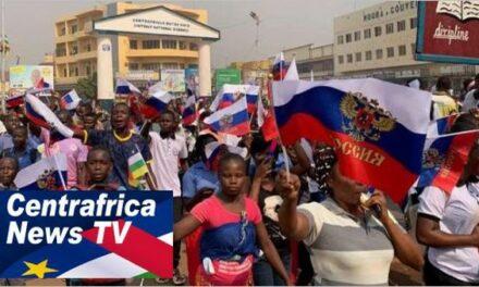 La chaine YouTube Centrafrica-News-TV : un nouveau réseau social en défense du président Touadera et de ses alliés russes