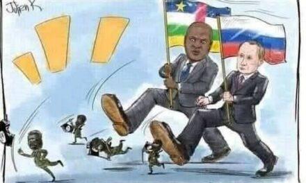 Après la Centrafrique, la Russie se déploie en Afrique centrale