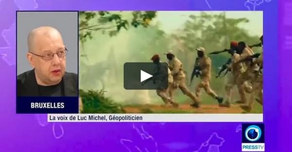 Le film 'Touriste' la contre-attaque médiatique des Russes en Centrafrique