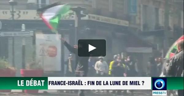 Palestine vs Israël (II): Les gouvernements dits 'européens' complices de Tel-Aviv