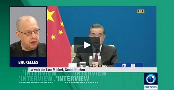 Palestine vs Israël (III): La nouvelle géopolitique chinoise au Proche-Orient