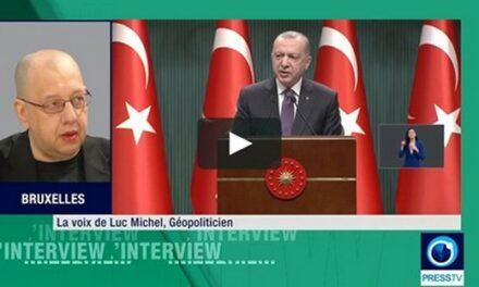 Géopolitique de la Turquie 2021 : Erdogan rentre dans les rangs de l'Otan