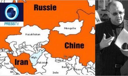 Guerre froide 3.0, le bloc des thalassocraties occidentales vs le bloc des vieux empires de l'Est