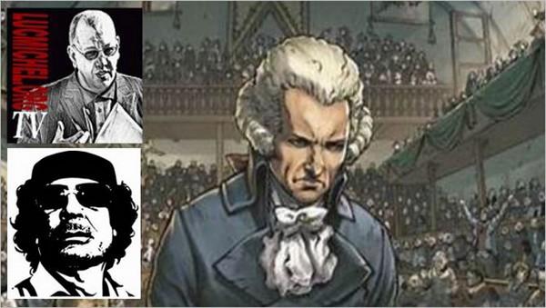 De Robespierre à Kadhafi, notre héritage idéologique