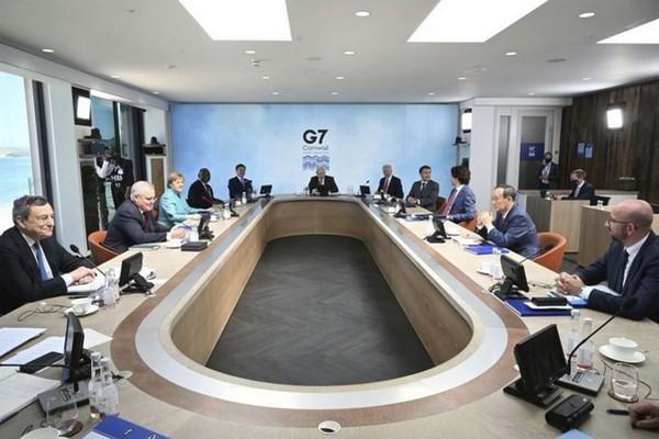 Le sommet du G7 profère des menaces contre la Chine et la Russie