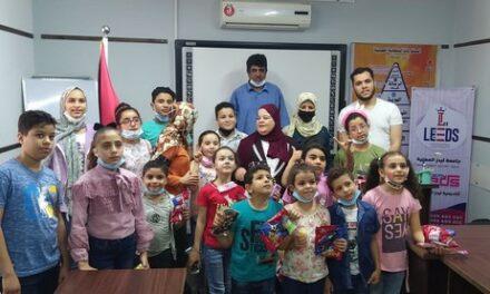 Les jeunes de «Gaza la vie» distribuent des jouets et des cadeaux aux enfants de Gaza