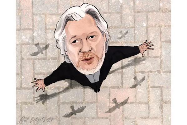 La droite sauvera-t-elle Julian Assange ?