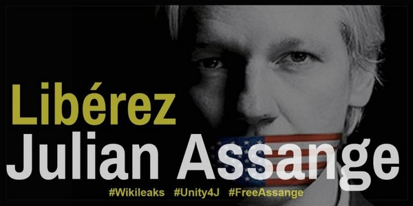 Julian Assange et l'effondrement de l'État de droit