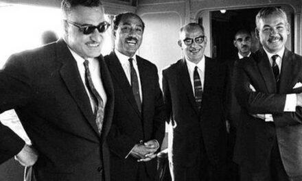 Égypte : La séquence Sadate: le coup d'état de l'intérieur (2/4)