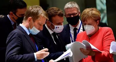 «Niet» au sommet UE-Poutine: l'Union a «étalé ses divisions et son indécision»