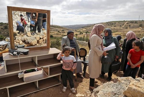 Démolitions de maisons par Israël : les enfants palestiniens se sentent « abandonnés par le monde »