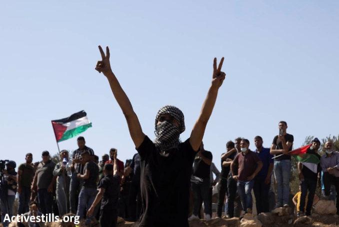 Un nouveau soulèvement palestinien, contre la fragmentation et pour l'unité
