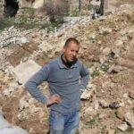 La mort d'un citoyen de Beita par les forces d'occupation