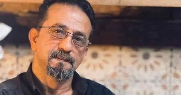 Agressé et arrêté illégalement par l'AP Ghassan al-Saadi refuse de boire de l'eau