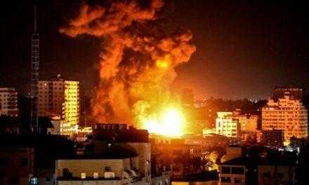 Des avions de combat de l'occupation ont bombardé un site de la résistance à Gaza