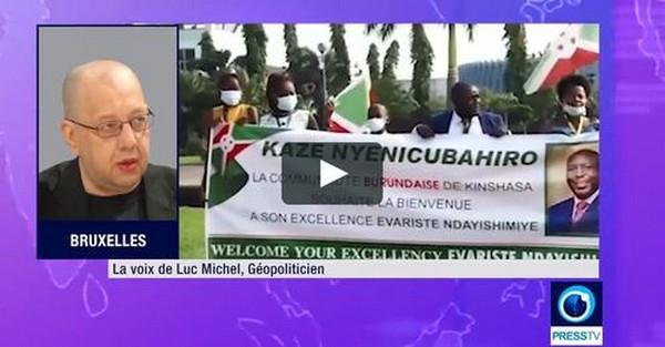 L'émergence géopolitique de l'état burundais dans les Grands-Lacs