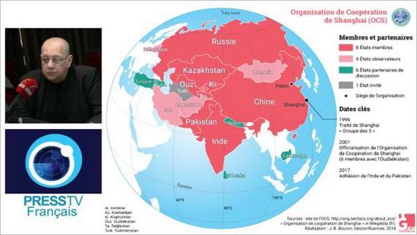 Organisation de Coopération de Shanghai : l'axe stratégique Russie-Iran se renforce !