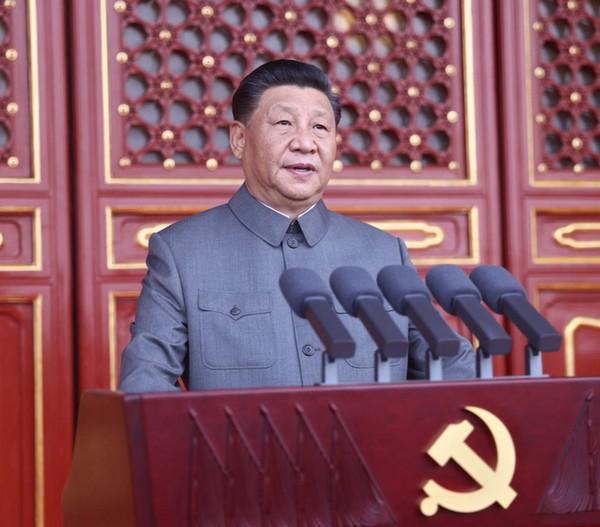 Xi Jinping s'exprime sur le Parti communiste chinois à l'occasion de son centenaire