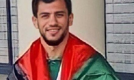 Bravo le champion algérien, vive l'Algérie