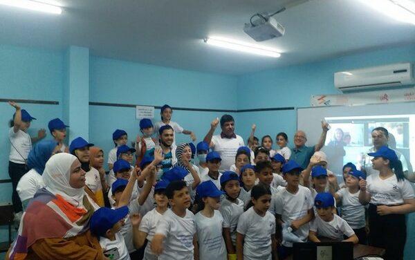 Un camp d'été francophone pour les enfants de Gaza malgré la destruction
