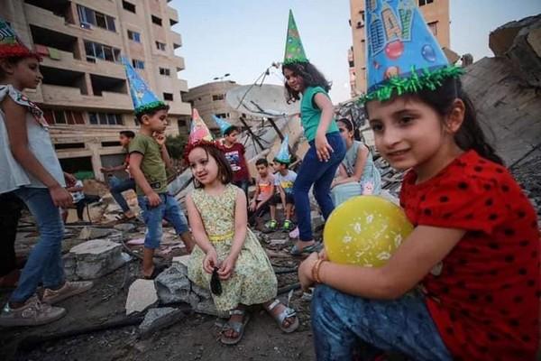 Les enfants de Gaza, traumatisés, mais déterminés – Témoignages d'une psychologue de Gaza