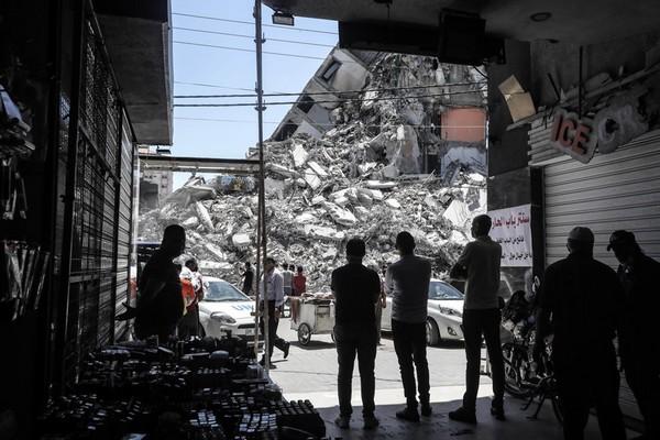 L'ONU, l'UE et la Banque Mondiale soutiennent le siège de Gaza