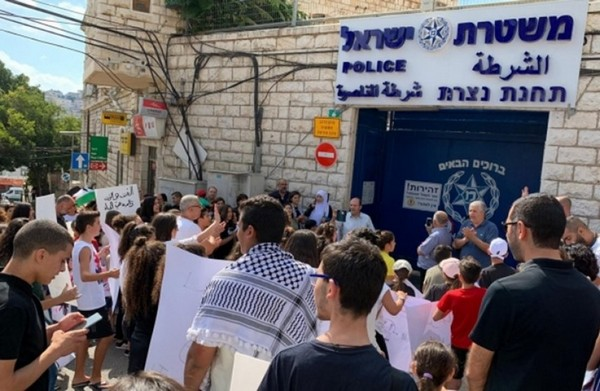 La plupart des criminels palestiniens sont des agents du Shin Bet. Le crime organisé, une arme contre les Palestiniens de 48