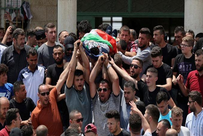 """""""Guerre de l'eau"""" en Palestine occupée : Israël vole et tue"""