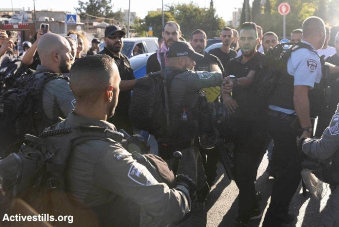 Le système judiciaire israélien n'a rien à voir avec la justice
