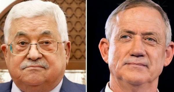 Abbas rencontre le ministre de l'armée d'occupation à Ramallah