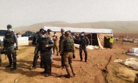 Un procès contre l'occupation devant la Cour pénale internationale après la destruction du village de « Homsah »