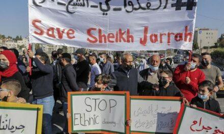 L'ONU renouvelle son rejet du déplacement des habitants de Cheikh Jarrah à Jérusalem