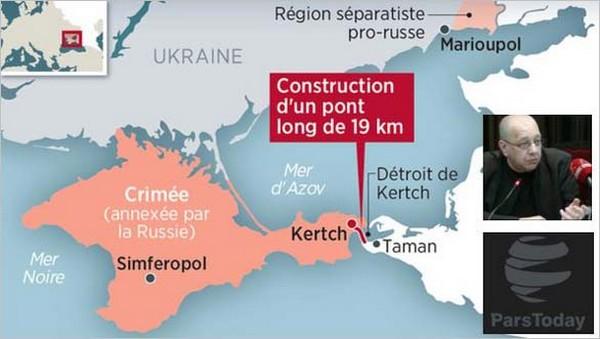 Guerre pour la domination des mers (III). La mer noire et l'axe stratégique russe Sébastopol (Crimée) – Tartous (Syrie)