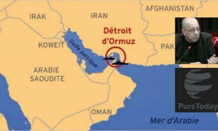 Guerre pour la domination des mers (IV). Le Golfe persique et le détroit d'Hormuz