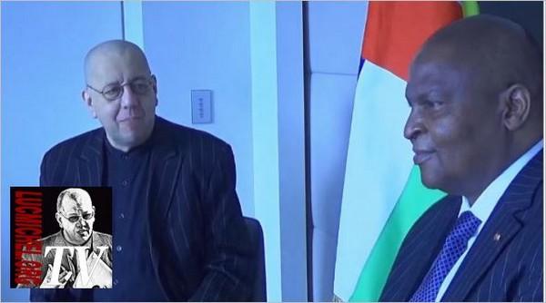 Luc Michel et Afrique Média au cœur de la 'guerre hybride' de l'information russe en Afrique