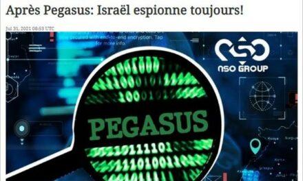 Après Pegasus : Israël espionne toujours !