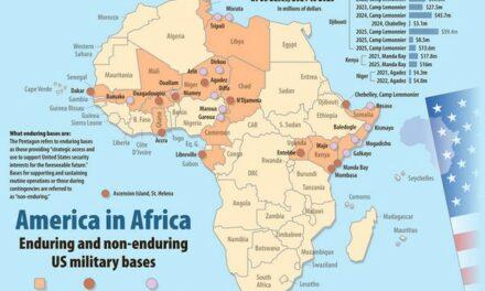 Du Maroc au Mozambique, les Usa et l'Otan se redéploient sur toute l'Afrique