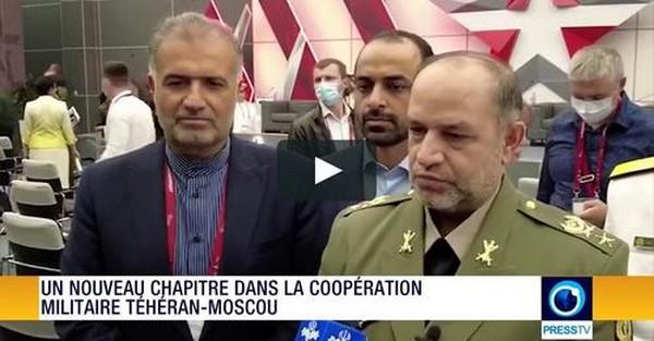 Un nouveau chapitre dans la coopération militaire Téhéran-Moscou