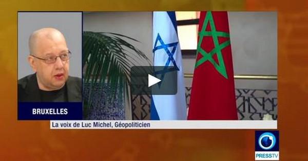 L'axe Maroc-Israël-Usa face à l'Algérie et à l'Iran