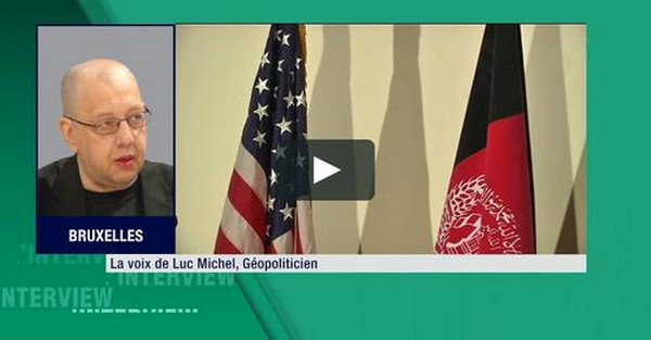Le complot de Biden pour transformer l'Afghanistan en bombe géopolitique