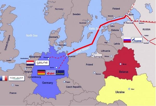 Défaite géopolitique pour l'Union européenne et l'Otan. Entre la Russie et l'Ukraine, Mme Merkel choisit le business avec Moscou …