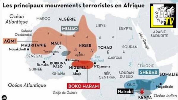 Comment sont armés et financés les djihadistes africains ?