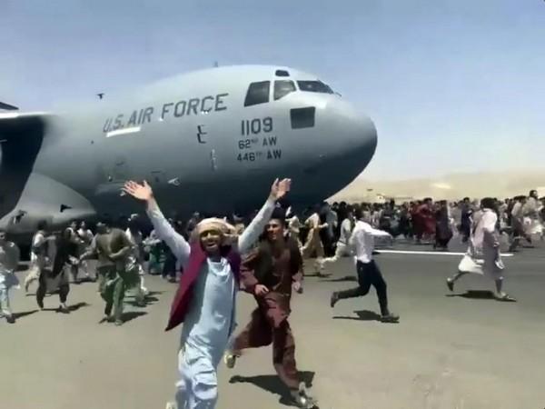 Débandade à Kaboul